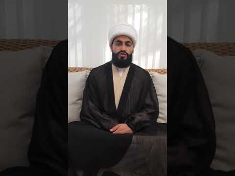 [Short Ahkaam] : Don\'t recite anything whilst moving except  . . . | Sheikh Abbas Raza - English