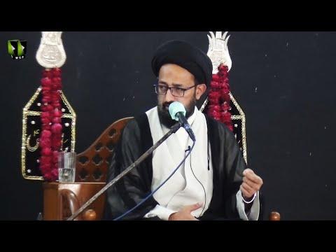 [Majlis] Topic: Sabar , Eman Or Khuda Ka Sath   H.I Sadiq Raza Taqvi   Urdu