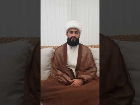 [Short Ahkaam] Pure or impure? An important principle. Sheikh Abbas Raza - English