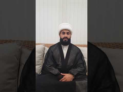 [Short Ahkaam] Wudhu after taking a shower ... Sheikh Abbas Raza - English