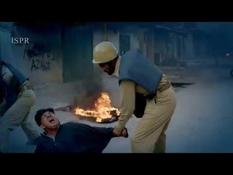 Ab Tou Azad Hai Dunya | Kashmir Solidarity (ISPR Official Video) | Urdu Subs Arabic
