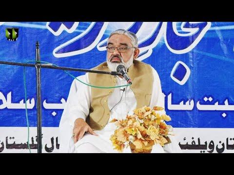 Infijaar -e- Noor Seminar   Salgirah Inqalab -e- Islami   H.I Ali Murtaza Zaidi   11 February 2021   Urdu