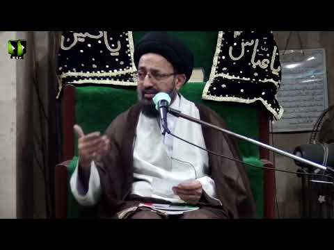 [Lecture] Islami Inqalab Ke Khososiyat Or Hamari Zimadari   H.I Sadiq Raza Taqvi   Urdu