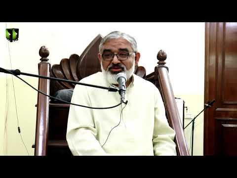 Inqalab -e- Islami Ke Kamyabiyon Par Aik Nazar   H.I Ali Murtaza Zaidi   13 February 2021   Urdu