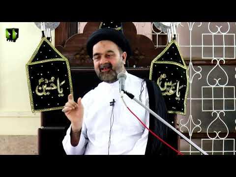 [Majlis] Essal -e- Sawab   Khitab: H.I Syed Muhammad Ali Naqvi   19 February 2021   Urdu