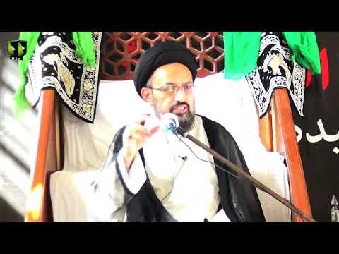 [Majlis] Topic: Quran Or Ahlebait (as) Ke Nigah May Kamyab Insaan Ke Sifaat   H.I Sadiq Raza Taqvi   Urdu