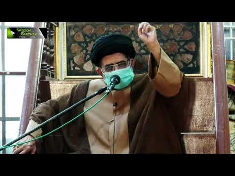 [Majlis] Essal -e- Sawab Zahid Raza Rizvi   Khitab: Moulana Razi Jafar Naqvi   20 February 2021   Urdu