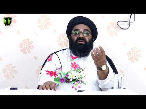 [Speech] Rooh-e-Inqalaab Seminar   H.I Syed Kazim Abbas Naqvi   13 February 2021   Urdu
