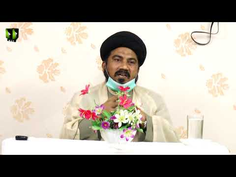 [Speech] Rooh-e-Inqalaab Seminar   Moulana Syed Naseem Haider   13 February 2021   Urdu
