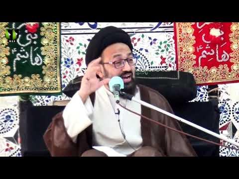 [Majlis] Topic: Khuda Ka Mehboob Kaisay Banain   H.I Sadiq Raza Taqvi   Urdu