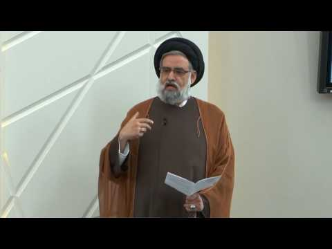 [Friday Sermon] The 3 Alifs to Live By | How to Approach Our Desires - Maulana Syed Muhammad Rizvi | English