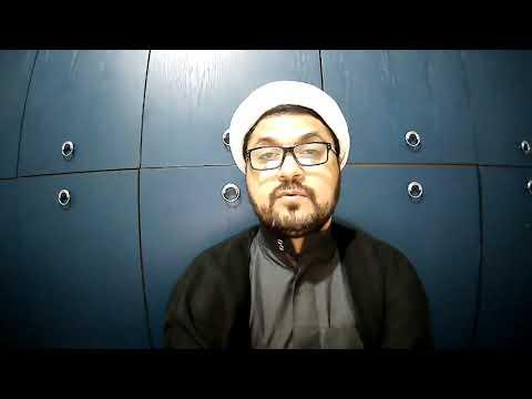 Imam Musa Kazim AS | Agha Abid Beheshti | Urdu