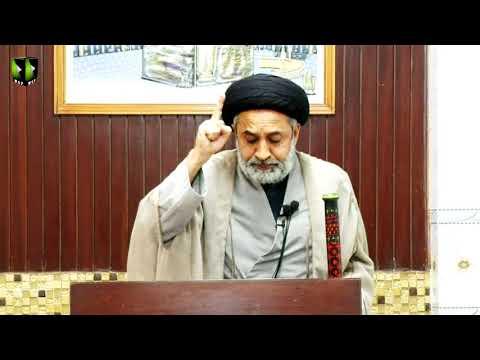 [Friday Sermon | خطبہ جمعہ] H.I Muhammad Haider Naqvi | 12 March 2021 | Urdu