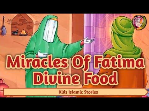 kids islamic stories   Miracle of Fatima (As) - Divine Food   Muslim   Kaz school   English