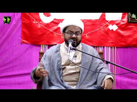 [Speech] Jashan Wiladat Imam Hussain (as) | Qayam -e- Imam Hussain Kay Asbaab | H.I Raza Dawoodani | Urdu