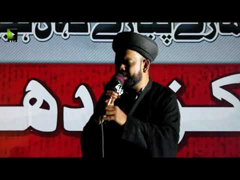 [Speech] جبری لاپتہ شیعہ افراد کی عدم بازیابی کے خلاف دھرنا | Moulana Ali Anwar | Urdu