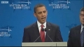Obama reacts on Irans second Uranium Enrichment plant - English