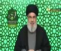 كلمة الأمين العام - محاضرة الأمين العام في شهر رمضان 14-04-2021 - Arabic