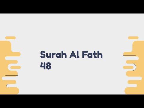 Keep The Message Of Quran Alive   Quranic Highlights   Surah Al Fath 48   English