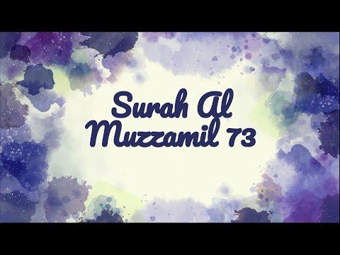 Keep The Message Of Quran Alive   Quranic Highlights   Surah Al Muzzamil 73   English