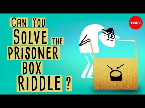 Can you solve the prisoner boxes riddle? - Yossi Elran - English