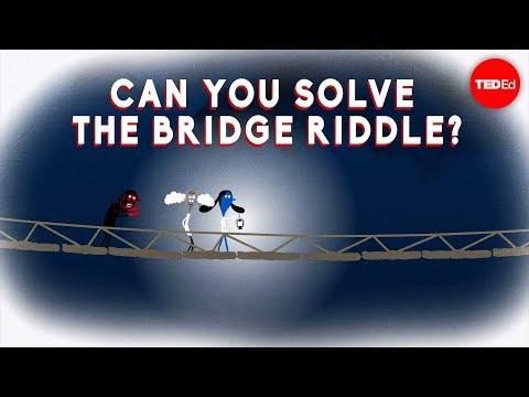 Can you solve the bridge riddle? - Alex Gendler - English