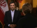 Ahmadinejads interview with Katie Couric of CBS - September 2009 - English