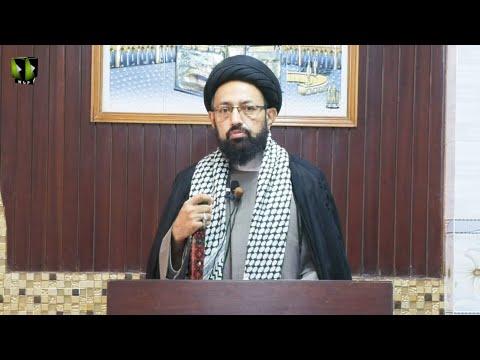 [Friday Sermon | خطبہ جمعہ] H.I Sadiq Raza Taqvi | 04 June 2021 | Urdu