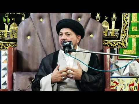 [Speech] Majlis -e- Barsi Imam Khomeini | Moulana Baqir Zaidi | 11 June 2021 | Urdu