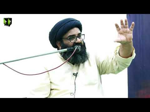 [Speech] Jashan Wiladat Imam Reza (as) | H.I Kazim Abbas Naqvi | 20 June 2021 | Urdu