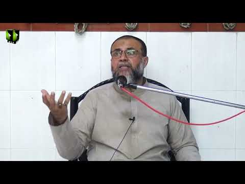 [Fikri Nashist] Current Affairs - حالات حاضرہ   Moulana Ali Naqi Hashmi   09 July 2021   Urdu