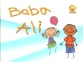 Baba Ali with toys - English