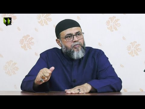 [Fikri Nashist] Afghanistan Kay Halaat   Moulana Ali Naqi Hashmi   03 September 2021   Urdu