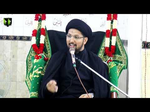 [3] Maqsad -e- Hayaat   Moulana Abid Rizvi   Safar 1443/2021   Urdu