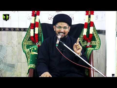 [4] Maqsad -e- Hayaat | Moulana Abid Rizvi | Safar 1443/2021 | Urdu