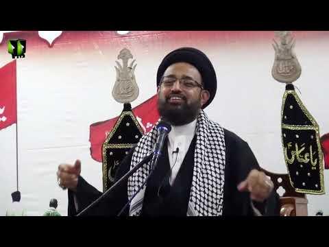 Majlis -e- Aza | Topic: Tashayyo Par Ahlay Sunnat Kay Ayterazaat ka ilmi Jawab | H.I Sadiq Taqvi | Urdu