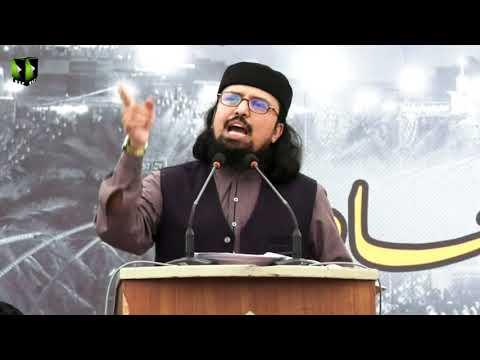 [Speech] Youm-e-Hussain (as) 1443 | Dr. Umair Mahmood Siddiqui | University of Karachi | Urdu