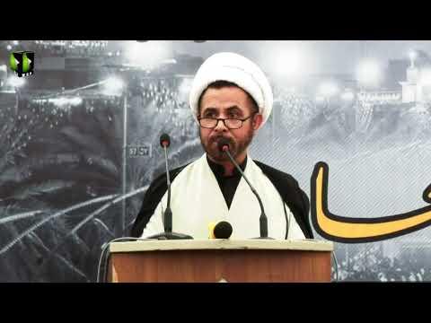 [Speech] Youm-e-Hussain (as) 1443 | Moulana Muhammad Abbas Waziri | University of Karachi | Urdu
