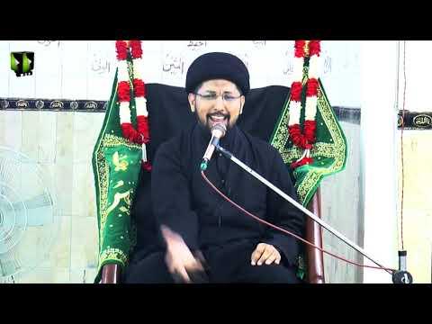 [6] Maqsad -e- Hayaat | Moulana Abid Rizvi | Safar 1443/2021 | Urdu