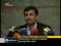 President Ahmadinejad Press Conference in Istanbul - 09Nov09 - English