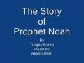 Prophet Noah by Turgay Evren - English
