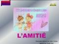 l amitie - francais French