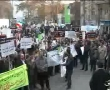 Protests across Iran against Insult to the late Imam Khomeini - 14dec09 - Persian