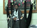 6th Muharram1431- Maulana Tasdeeq - Message of Karbala - Pune - Urdu