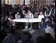 Syed Hassan Zafar Naqvi Press Conference - Ashora Blast in Karachi 28Dec09 - Part 1 - Urdu