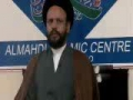 Knowing Nafs or Maarefat un Nafs 1 of 12 - Moulana Zaki baqri - English and Urdu