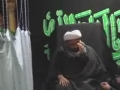 Moulana Mohammad Ali Baig on Trial of Momin From Chapter Spider - Day 2 - English