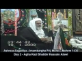 Majalis for The Youths - Agha Kazi Shabbir Alawi - Safar1430 - Day 2 - Urdu