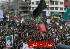 Iran - Millions March to Protest Ashura Insult - Part 4 - Farsi