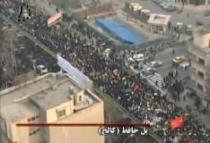 Iran - Millions March to Protest Ashura Insult - Part 11 - Farsi